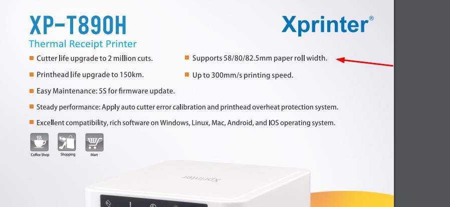 Xprinter Array image166
