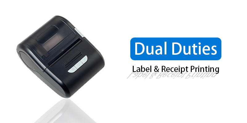 large capacity handheld label printer manufacturer for shop