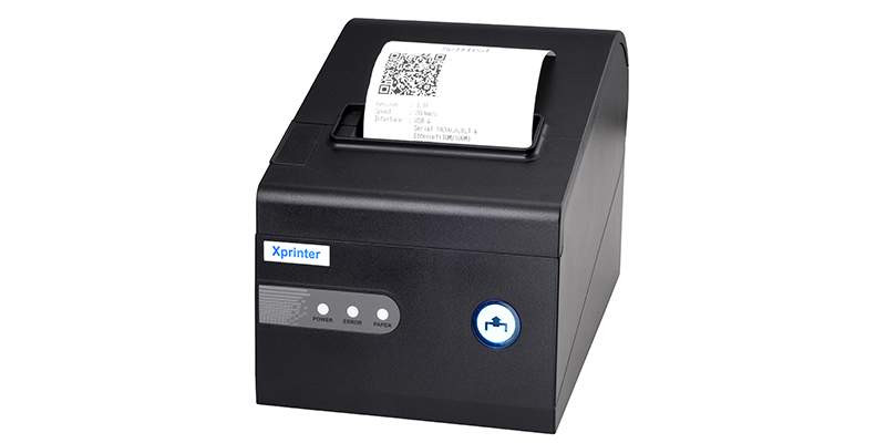 traditional receipt printer for pc xpv320l design for store-1