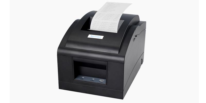 Xprinter bluetooth dot matrix printer from China for medical care-1