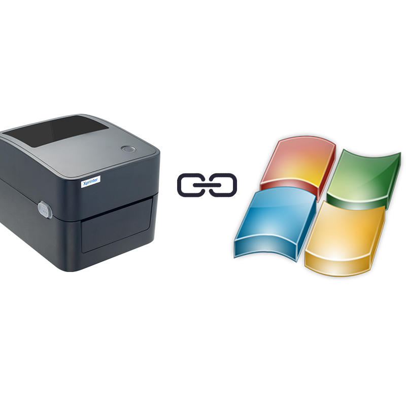 Label Printer Driver for Windows <br> XP-DT325B/ XP-D3601B