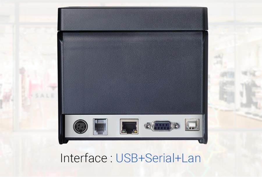 Xprinter professional miniature label printer inquire now for post