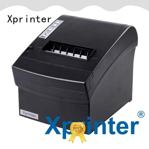 standard square receipt printer design for retail