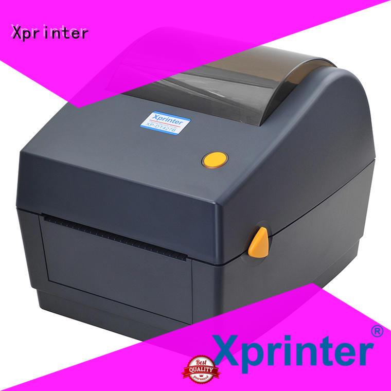 Xprinter portable barcode label printer manufacturer for shop