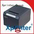 traditional mobile receipt printer design for retail