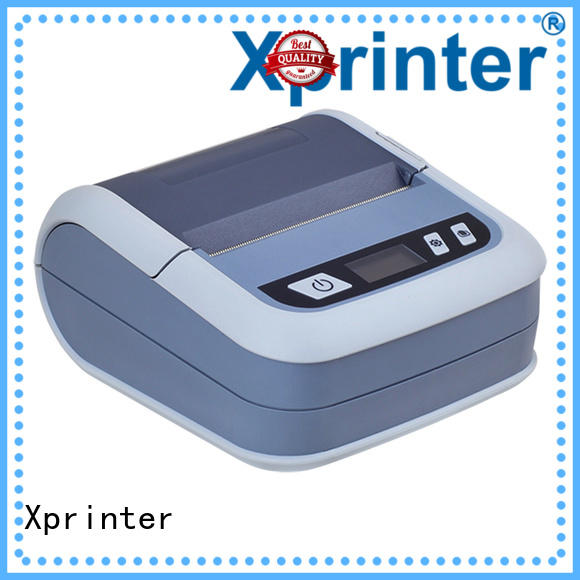 Xprinter dual mode portable labeling machine customized for shop