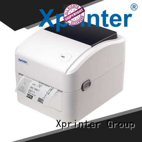 Xprinter product labeling portable barcode label printer from China for tax