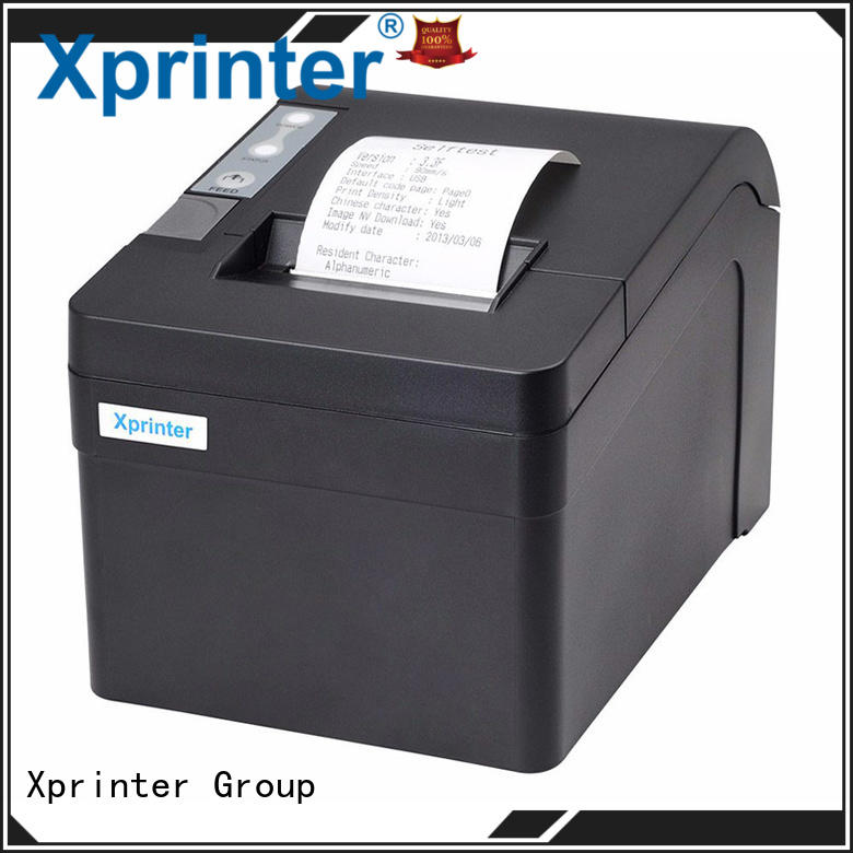 Xprinter easy to use restaurant printer supplier for shop