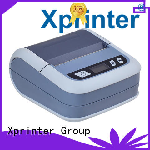 Xprinter mobile label printer manufacturer for shop