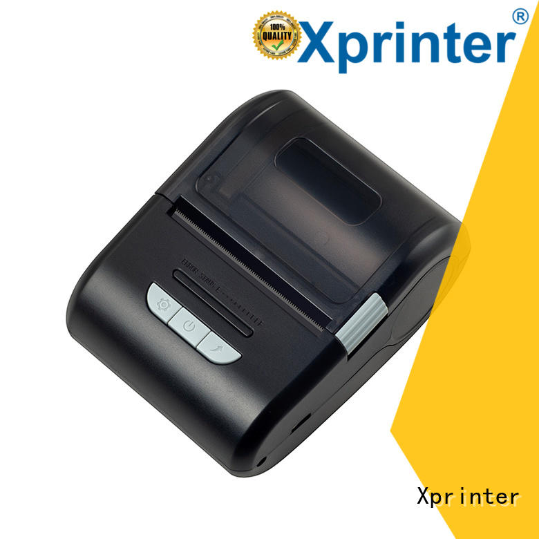 Xprinter wireless label printer for ipad customized for shop