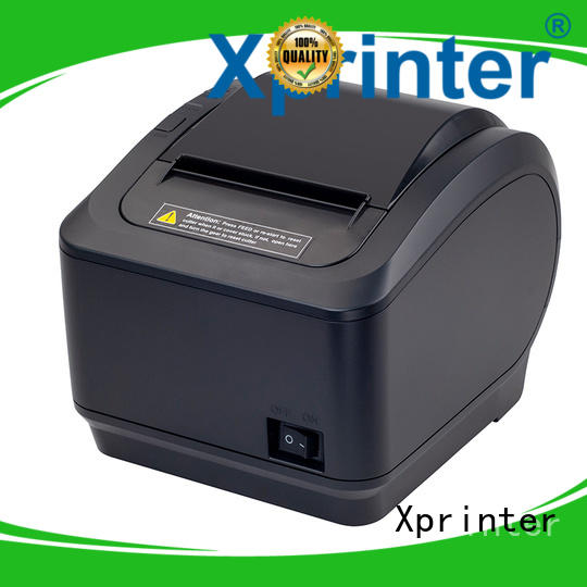 Xprinter 80mm bluetooth printer design for store
