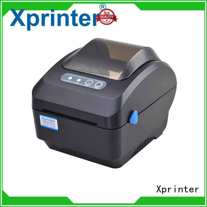 Xprinter thermal transfer barcode label printer design for storage
