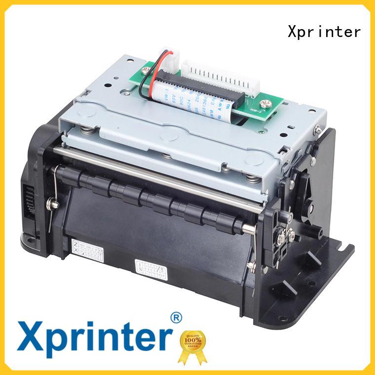 Xprinter professional label printer accessories design for supermarket