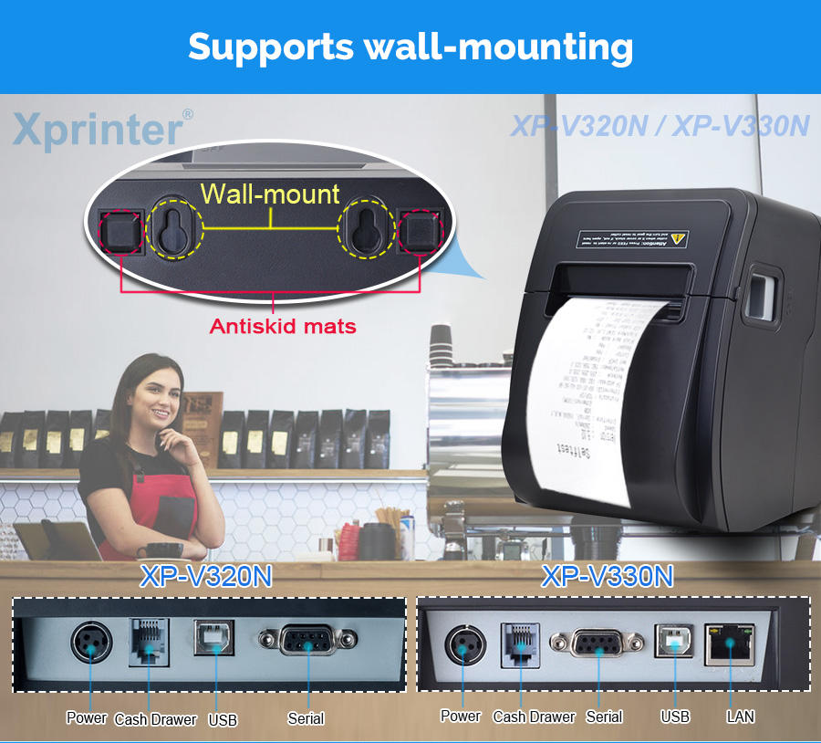 reliable wireless receipt printer for ipad inquire now for shop-3