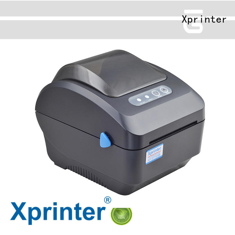 Xprinter thermal transfer barcode label printer with good price for medical care