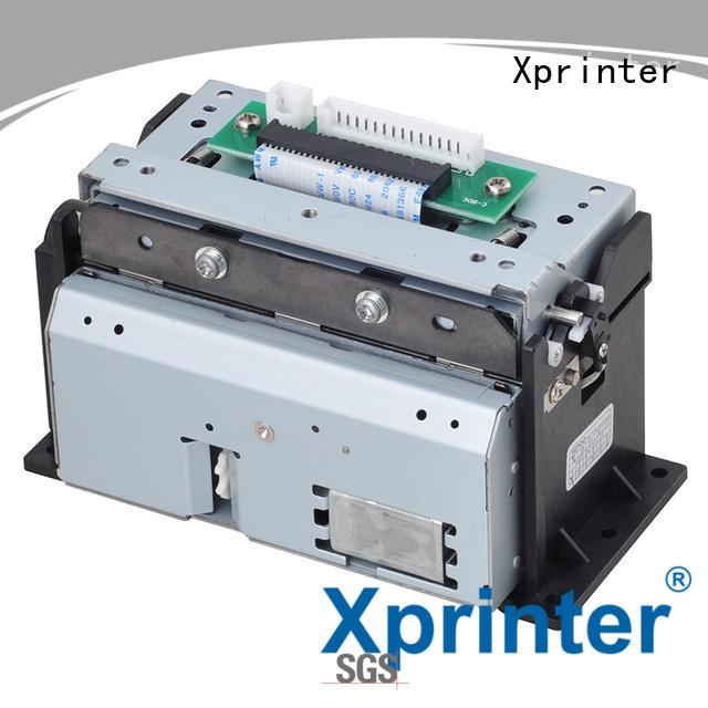 Xprinter bluetooth printer accessories design for post