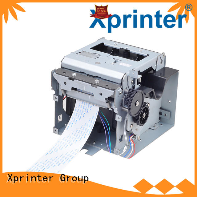 Xprinter barcode printer accessories factory for storage
