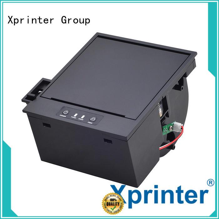 Xprinter panel mount printer manufacturer for catering