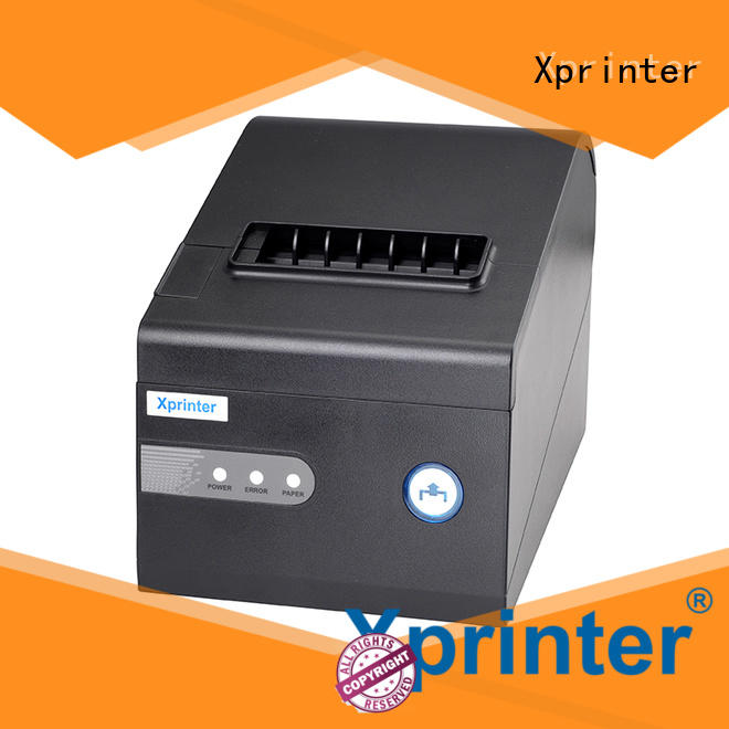 traditional mobile receipt printer design for shop