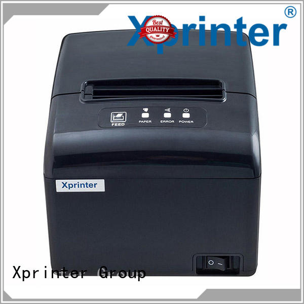 Xprinter multilingual restaurant receipt printer with good price for retail