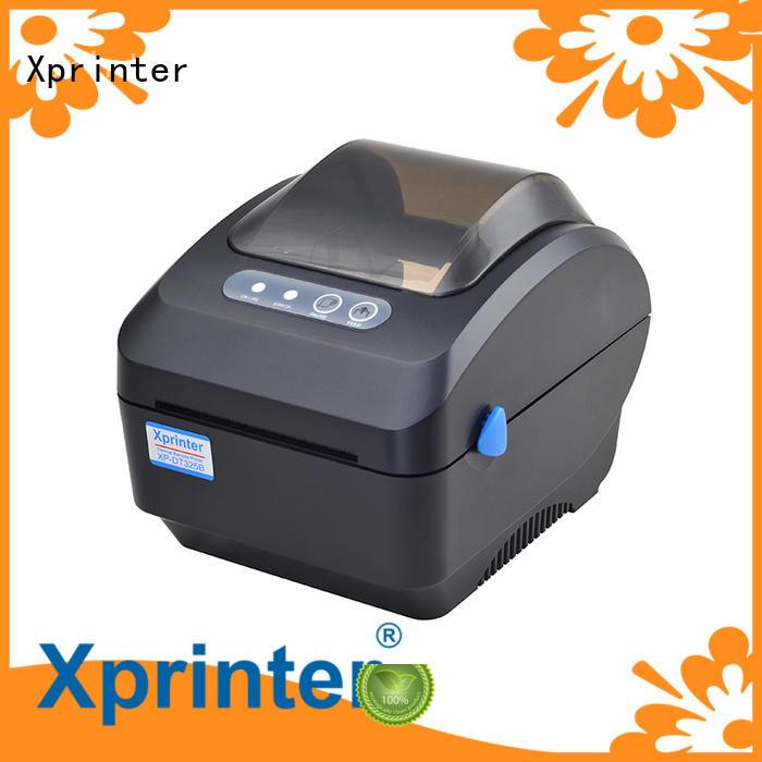Xprinter lan thermal printer with good price for post