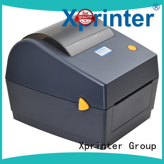 Xprinter small barcode label printer customized for tax
