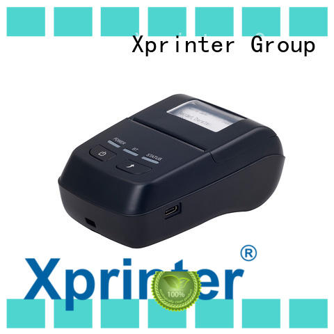 Xprinter dual mode receipt machine portable design for shop