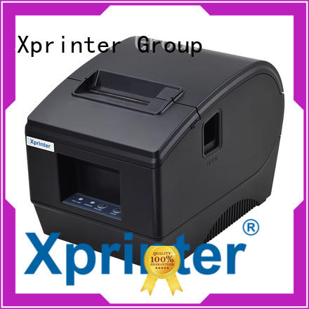 Xprinter easy to use portable thermal label printer supplier for retail
