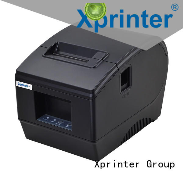 Xprinter easy to use portable thermal label printer supplier for store