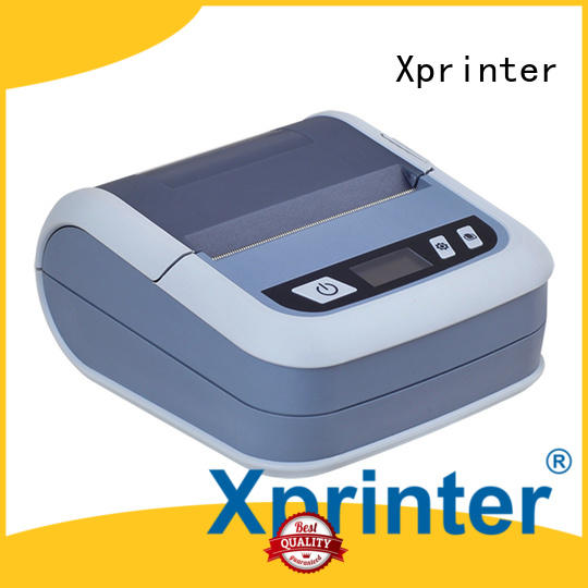 Xprinter dual mode wireless label printer for ipad manufacturer for mall