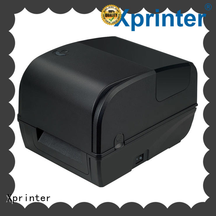 Xprinter portable thermal barcode label printer factory for tax