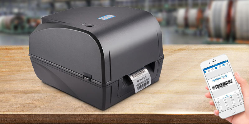 Xprinter portable wifi thermal printer inquire now for shop-1