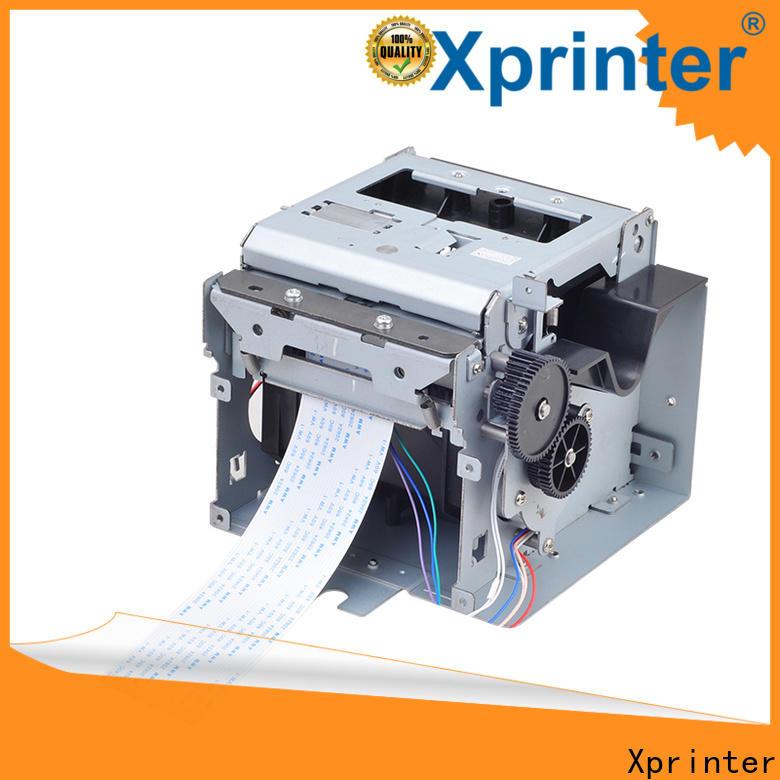 Xprinter durable barcode printer accessories design for supermarket