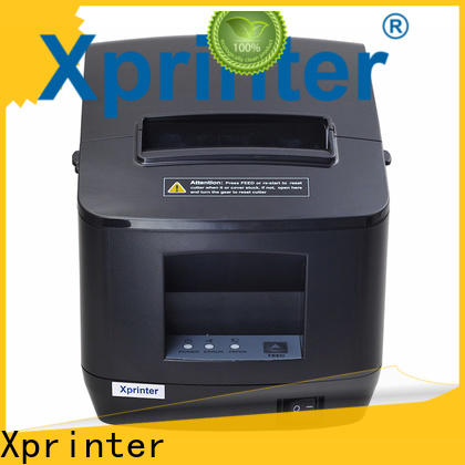 Xprinter multilingual square pos receipt printer design for mall