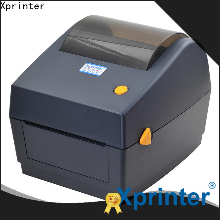 monochromatic best barcode label printer from China for tax