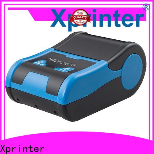 dual mode wireless portable receipt printer design for tax