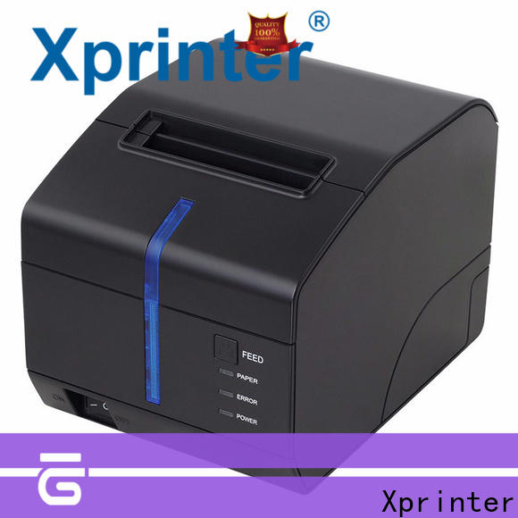 Xprinter xph400bh400e barcode receipt printer with good price for retail