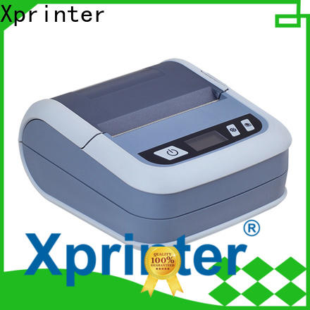 Xprinter long standby label receipt printer customized for store