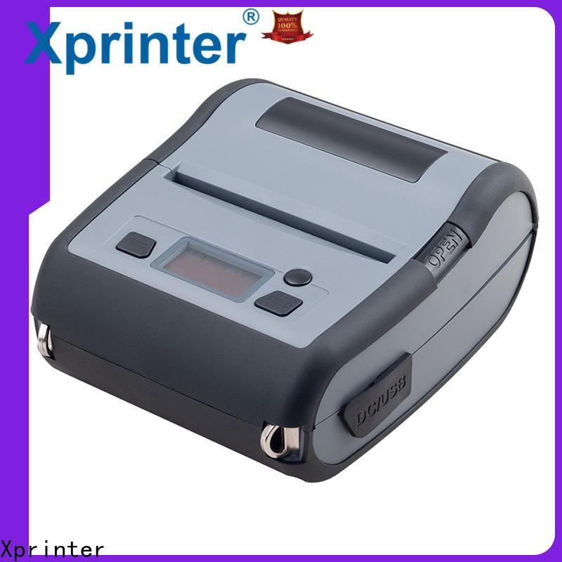 Xprinter large capacity portable label printer series for shop