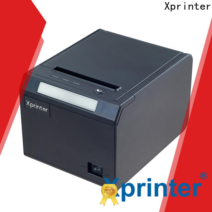 Xprinter multilingual 80mm thermal receipt printer factory for mall
