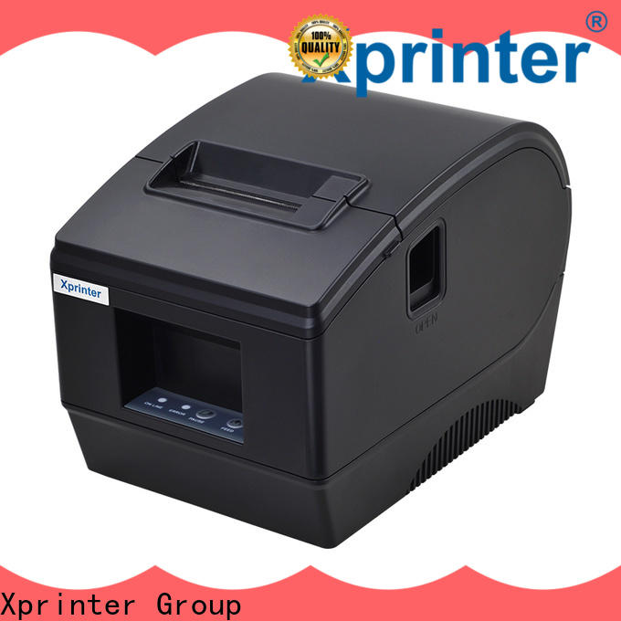 Xprinter durable portable barcode printer personalized for shop