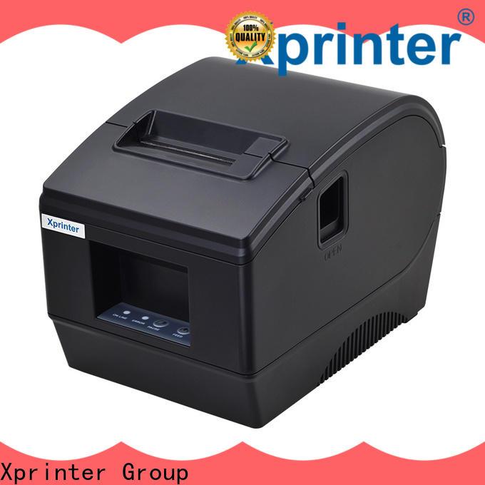 Xprinter durable portable barcode printer personalized for shop