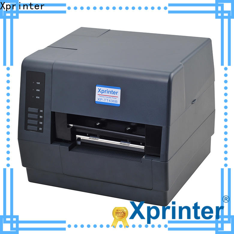 Xprinter thermal barcode label printer with good price for store