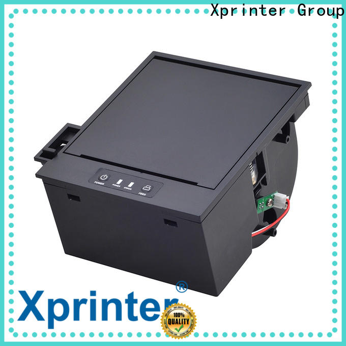 Xprinter commonly used panel mount printer manufacturer for tax
