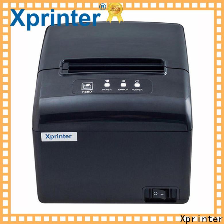Xprinter multilingual square pos receipt printer inquire now for mall