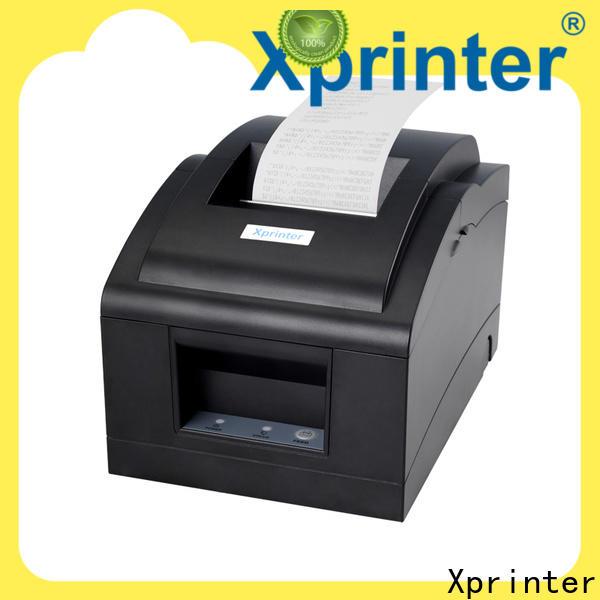 Xprinter quality hp dot matrix printer customized for medical care