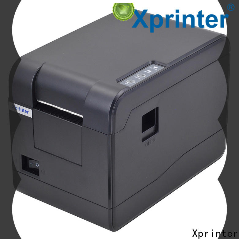 Xprinter easy to use direct thermal receipt printer supplier for shop