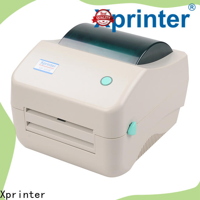 Xprinter professional handheld barcode label printer manufacturer for catering