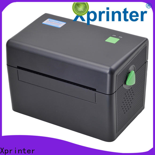 professional portable barcode label printer series for shop