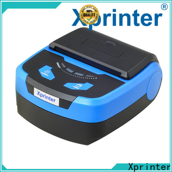 large capacity iphone receipt printer design for catering